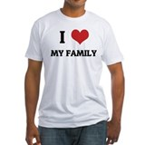 I Love My Family Shirt