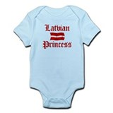 Latvian Princess Infant Bodysuit