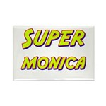 Super monica Rectangle Magnet (10 pack)