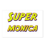 Super monica Postcards (Package of 8)