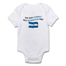 Perfect Nicaraguan 2 Infant Bodysuit