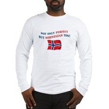 Perfect Norwegian 2 Long Sleeve T-Shirt