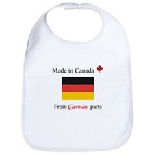 Made in Canada from German Parts Bib