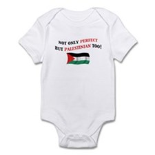 Perfect Palestinian 2 Infant Bodysuit