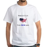Made in Canada from Greek Parts Shirt