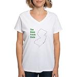 Dope Fresh! Women's V-Neck T-Shirt
