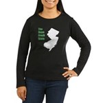 Dope Fresh! Women's Long Sleeve Dark T-Shirt
