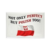 Perfect Polish 2 Rectangle Magnet