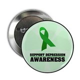 "Depression Awareness 2.25"" Button (100 pack)"