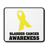 Bladder Cancer Awareness Mousepad