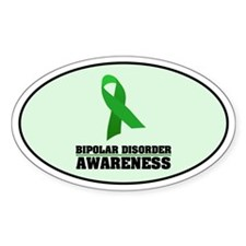 BD Awareness Oval Sticker (10 pk)
