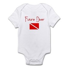 Future Diver Infant Bodysuit