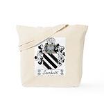Sacchetti Family Crest Tote Bag