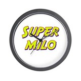 Super milo Wall Clock