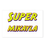 Super mikayla Postcards (Package of 8)