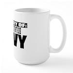 Property of US Navy Large Mug