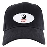 OPPOSITES ATTRACT Black Cap