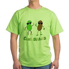 Cool Beans Green T-Shirt