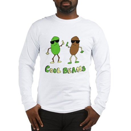 Cool Beans Long Sleeve T-Shirt