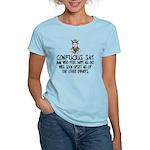 Funny Confucius slogan Women's Light T-Shirt