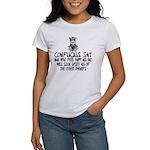 Funny Confucius slogan Women's T-Shirt