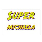 Super michaela Postcards (Package of 8)