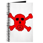 Peace Skull Journal