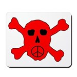 Peace Skull Mousepad