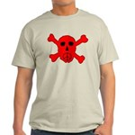 Peace Skull Light T-Shirt