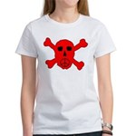 Peace Skull Women's T-Shirt