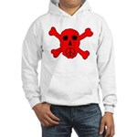 Peace Skull Hooded Sweatshirt