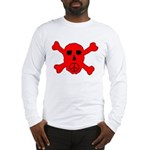 Peace Skull Long Sleeve T-Shirt