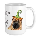 Halloween Shar-Pei Mug