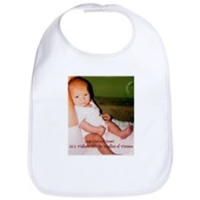 Cute Stop domestic violence abuse awareness Bib