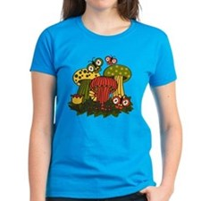 Magic Mushrooms Tee