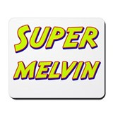 Super melvin Mousepad