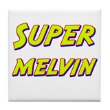 Super melvin Tile Coaster