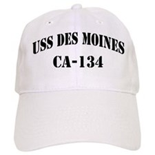 USS DES MOINES Baseball Cap