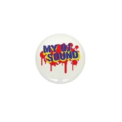 My DJ Sound Mini Button (10 pack)