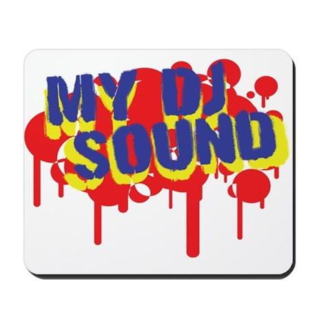 My DJ Sound Mousepad