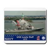 USS Leyte Gulf CG-55 Mousepad