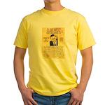 Eliot Ness Yellow T-Shirt