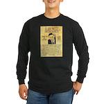 Eliot Ness Long Sleeve Dark T-Shirt
