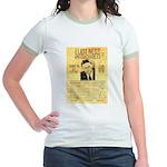 Eliot Ness Jr. Ringer T-Shirt