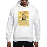 Eliot Ness Hooded Sweatshirt