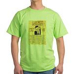 Eliot Ness Green T-Shirt