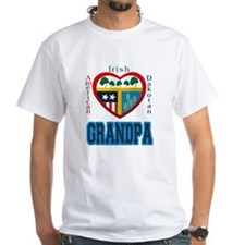 Irish Dakotan Grandpa Shirt