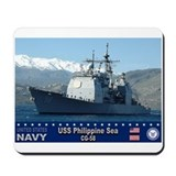 USS Philippine Sea CG-58 Mousepad