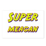 Super meagan Postcards (Package of 8)