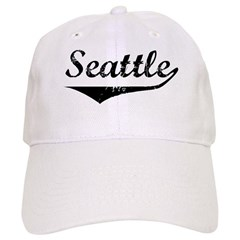 Seattle Cap